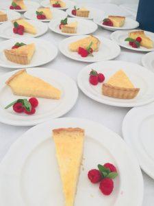 Victoria O'Brien Dessert Menu